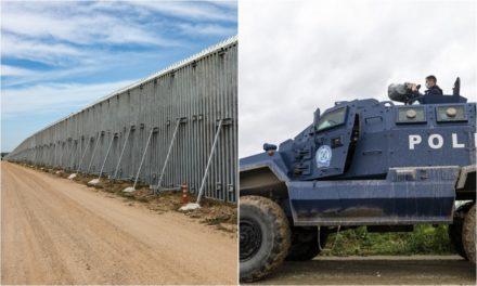 Φρούριο υψηλής τεχνολογίας ο Έβρος: Ατσάλινος φράχτης, drones και «ηχητικό κανόνι» θωρακίζουν τα σύνορα και προκαλούν τρόμο στην Τουρκία