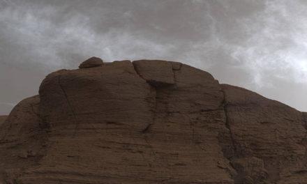 To εντυπωσιακό φαινόμενο στον Άρη που κατέγραψε η κάμερα του Curiosity