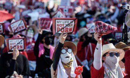Ο νέος σεξουαλικός «εφιάλτης» των γυναικών στη Νότια Κορέα