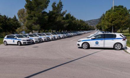 Τα 264 νέα οχήματα της ΕΛ.ΑΣ. – Ποιες Διευθύνσεις θα τα πάρουν