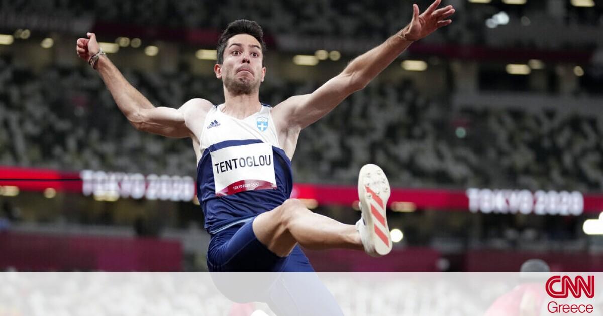 Ολυμπιακοί Αγώνες: Στον τελικό του μήκους ο Μίλτος Τεντόγλου