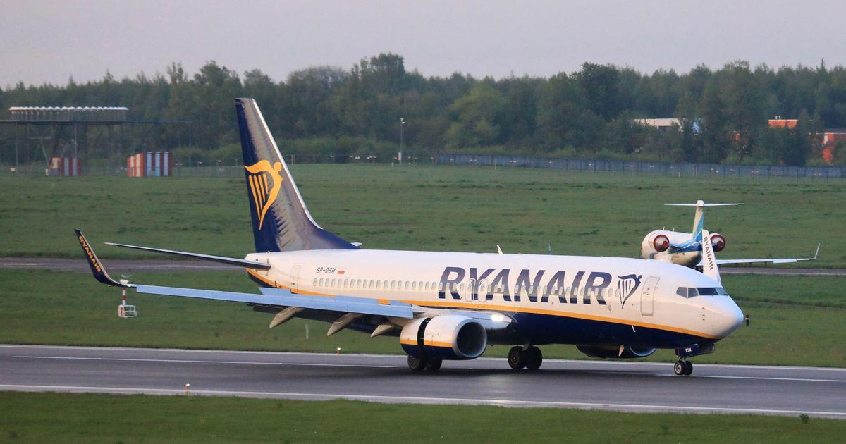 Νομική προσφυγή για την αεροπειρατεία στην πτήση της Ryanair εξετάζει η Αθήνα