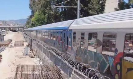 Το 2023 θα παραδοθεί η υπογειοποίηση της σιδηροδρομικής γραμμής στα Σεπόλια