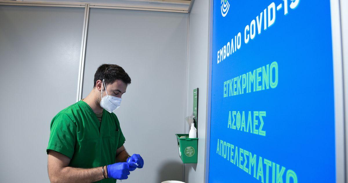 Γεωργιάδης: Σε έναν χρόνο από σήμερα θα ασθενήσουν όλοι οι ανεμβολίαστοι χωρίς εξαιρέσεις
