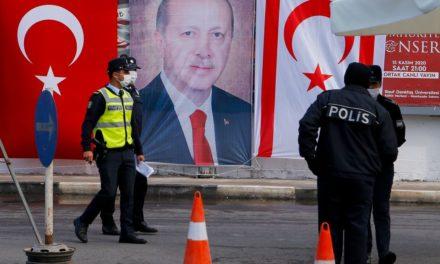 Επίσκεψη Ερντογάν στην Κύπρο: Απαρχή νέων εκβιασμών