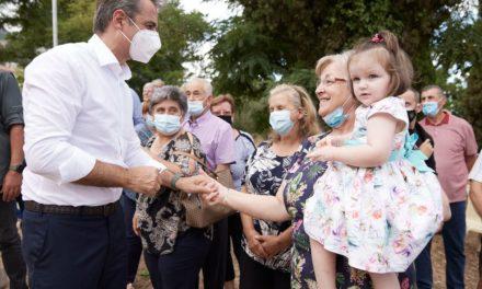Μητσοτάκης: Ανοίγει η πλατφόρμα εμβολιασμών για ηλικίες 12 ετών και άνω
