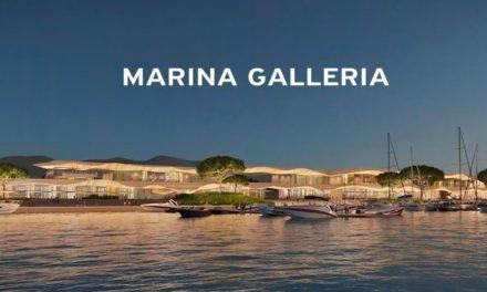 Η εντυπωσιακή Marina Galleria στο Ελληνικό
