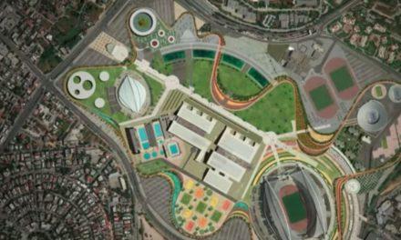 Το Ολυμπιακό Κέντρο μετατρέπεται σε Ολυμπιακό Πάρκο της Αθήνας