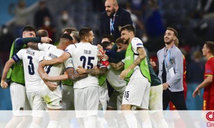 Euro 2020: Στους «4» η Ιταλία – Απέκλεισε το Βέλγιο και έδωσε ραντεβού με την Ισπανία στον ημιτελικό