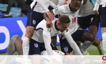 Euro 2020: Στον τελικό της Κυριακής η Αγγλία – Επικράτησε της Δανίας με 2 -1 στην παράταση