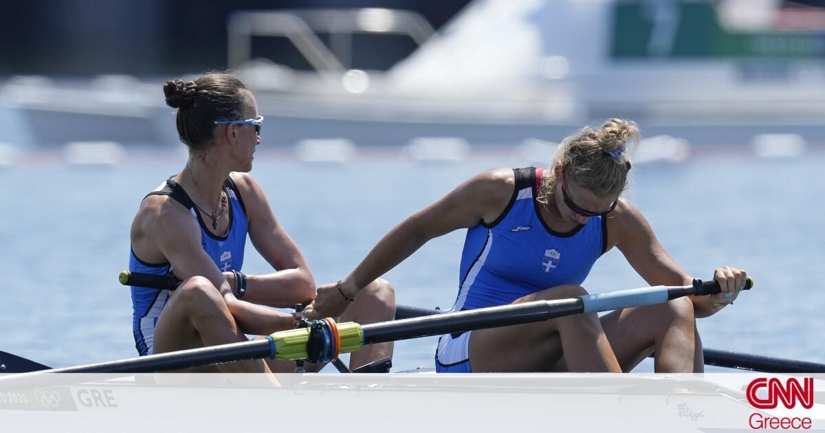 Ολυμπιακοί Αγώνες – Κωπηλασία: Μαρία Κυρίδου και Χριστίνα Μπούρμπου στον τελικό με παγκόσμιο ρεκόρ