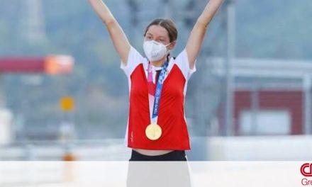 Ολυμπιακοί Αγώνες: Η Αυστριακή μαθηματικός που κέρδισε το χρυσό στην ποδηλασία δρόμου