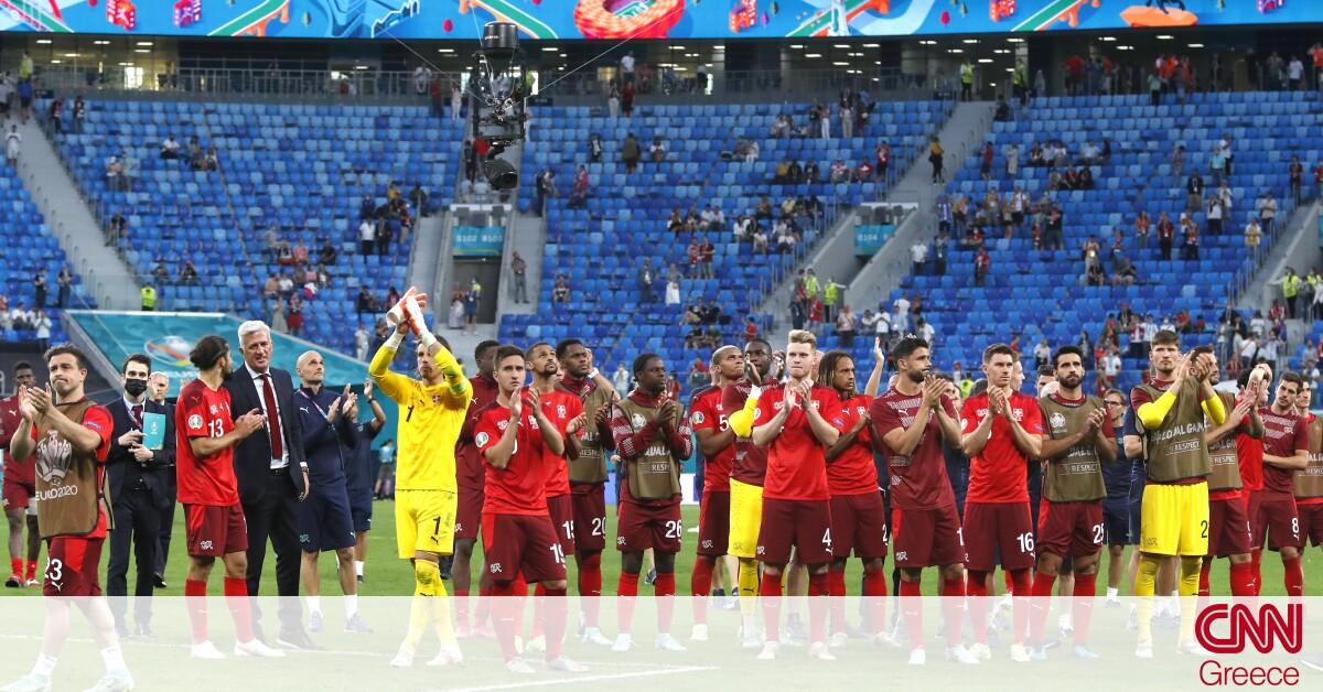 Euro 2020: Στους «4» η Ισπανία με 3-1 επί της Ελβετίας στα πέναλτι
