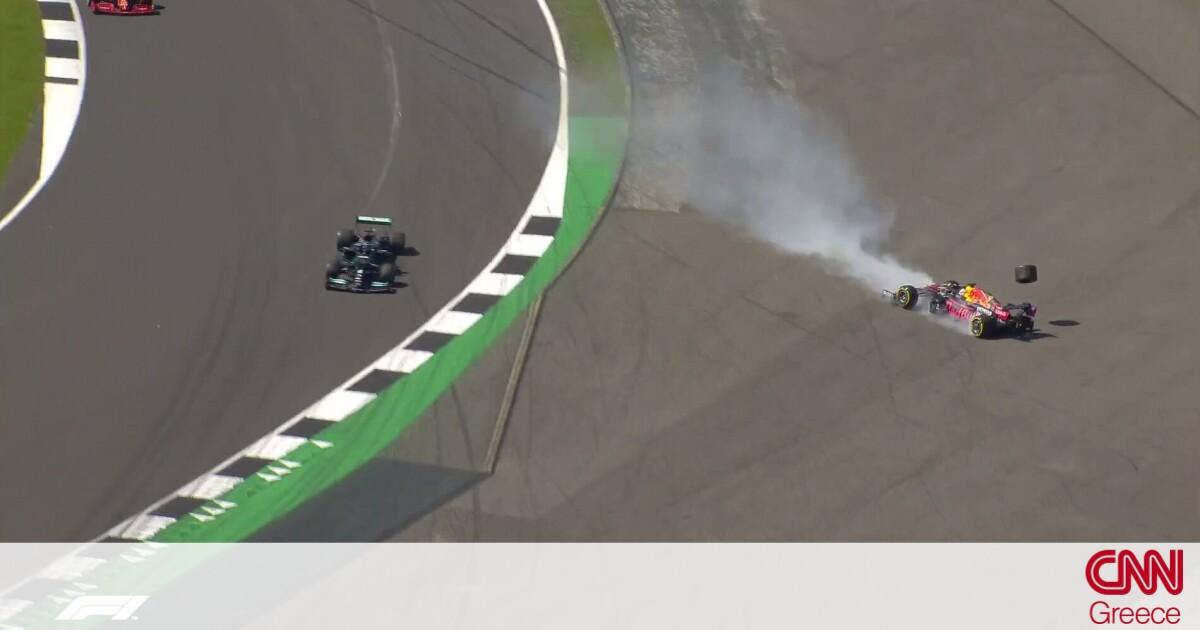 Formula 1: Τρομακτικό ατύχημα με Φερστάπεν και τιμωρία στον Χάμιλτον