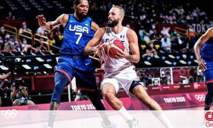 Ολυμπιακοί Αγώνες – Μπάσκετ ανδρών: Γαλλικό «χαστούκι» στην Team USA