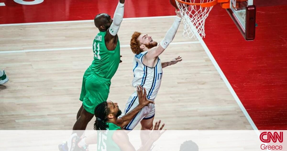 Ολυμπιακοί Αγώνες-Μπάσκετ: Πρόκριση για Ιταλία – Τέλος τα όνειρα για Νιγηρία