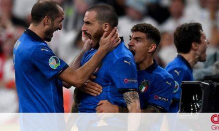 Euro 2020: Η Ιταλία σήκωσε την «κούπα»