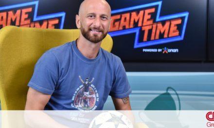Ο Δημήτρης Παπαδόπουλος στο ΟΠΑΠ Game Time για τον τελικό του Ευρωπαϊκού