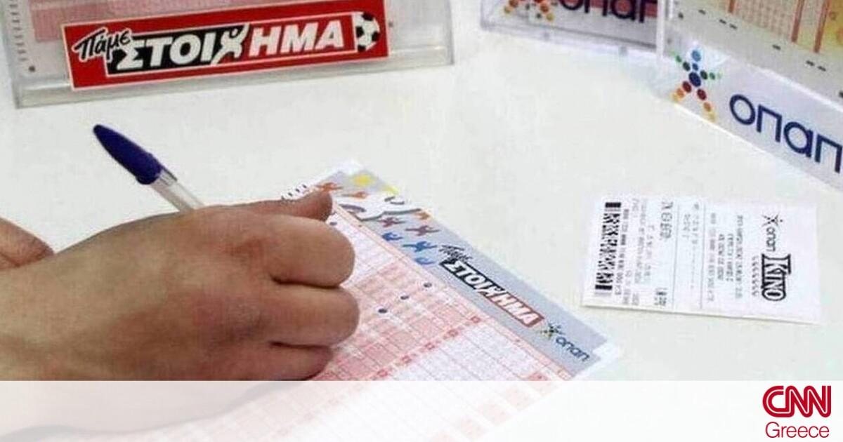 ΠΑΜΕ ΣΤΟΙΧΗΜΑ : Περισσότερα από 17 εκατομμύρια ευρώ μοίρασε την προηγούμενη εβδομάδα
