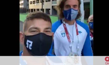 Ολυμπιακοί Αγώνες Τόκιο: Οργισμένος ο γυμναστής του Τσιτσιπά για τη διοργάνωση