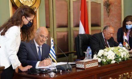 Ένα χρόνο μετά την σύναψη της Ελληνο-Αιγυπτιακής Συμφωνίας για οριοθέτηση ΑΟΖ