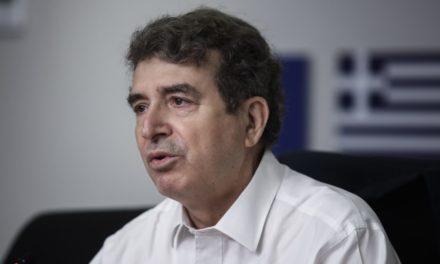 Χρυσοχοΐδης: Η πυρκαγιά που εκδηλώθηκε στη Δ. Αττική έχει πλέον οριοθετηθεί