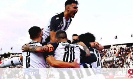 ΠΑΟΚ-Μποέμιανς 2-0: Πρόκριση με «μαγικό» Μπίσεσβαρ