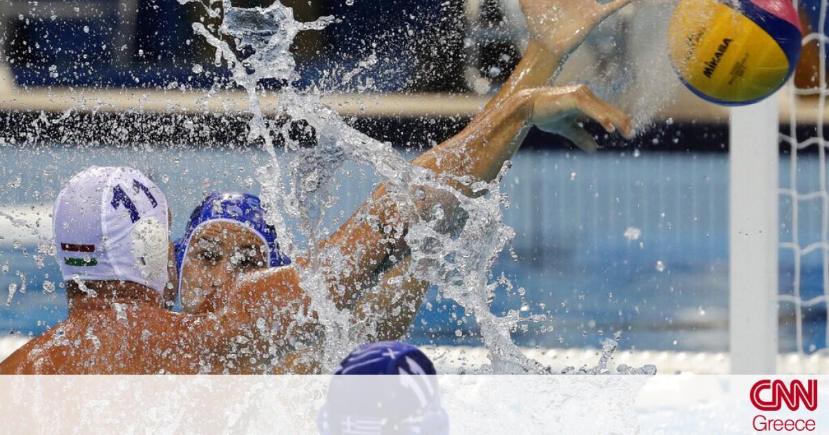 Ολυμπιακοί Αγώνες Τόκιο: Προκρίθηκε στους «4» η Εθνική πόλο