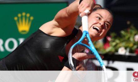 Μαρία Σάκκαρη: Έφτασε κοντά αλλά λύγισε στο Rogers Cup