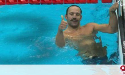 Παραολυμπιακοί Αγώνες: Ακόμη ένα μετάλλιο για την Ελλάδα από τον «χάλκινο» Τσαπατάκη