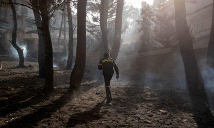 Η μεγάλη καταστροφή των πυρκαγιών ως αφορμή για περισυλλογή