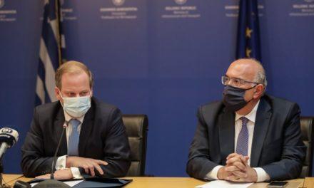Ο απολογισμός του Υπουργείου Υποδομών και Μεταφορών – οι προοπτικές με τους νέους υφυπουργούς