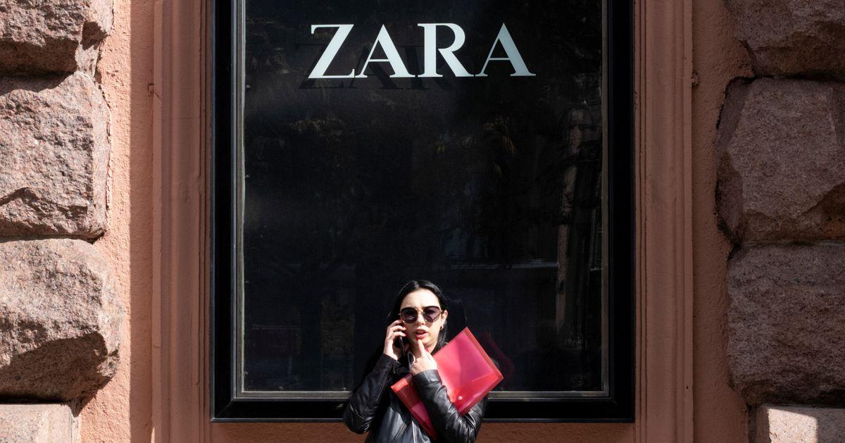 Η Inditex του Zara ξεπέρασε το H&M σε πωλήσεις, φτάνοντας σε επίπεδα προ πανδημίας