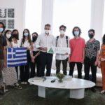 Ο Μητσοτάκης συγχαίρει τους νέους των βραβευμένων Ελληνικών «start-up»