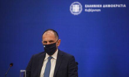 Γεραπετρίτης: Δεν έχει προγραμματιστεί συνάντηση Μητσοτάκη – Ερντογάν