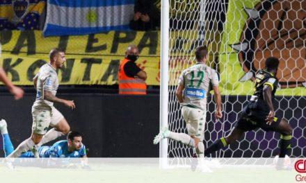 Άρης-Παναθηναϊκός 1-0: Τα highlights της μάχης στη Θεσσαλονίκη