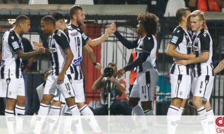 ΠΑΟΚ-ΑΕΚ 2-0: Θρίαμβος στην Τούμπα με την υπογραφή του Μπίσεσβαρ