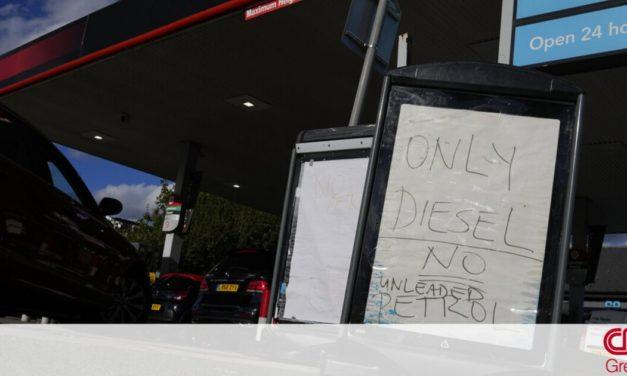 Βρετανία: Σε ετοιμότητα οι ένοπλες για την κρίση των καυσίμων