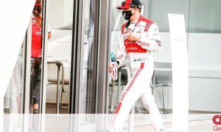Κίμι Ραϊκόνεν: Αποσύρεται από την Formula 1