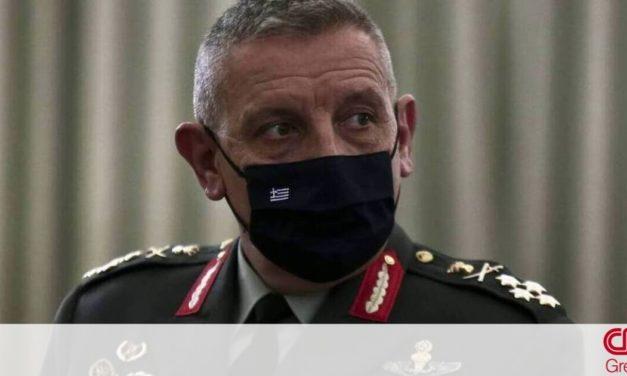 Αρχηγός ΓΕΕΘΑ: Στρατηγική η σημασία της Κρήτης για την Ανατολική Μεσόγειο