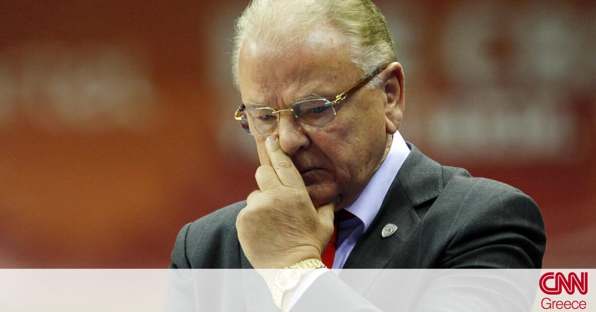 Πέθανε ο Ντούσαν Ίβκοβιτς – Πενθεί το ευρωπαϊκό μπάσκετ