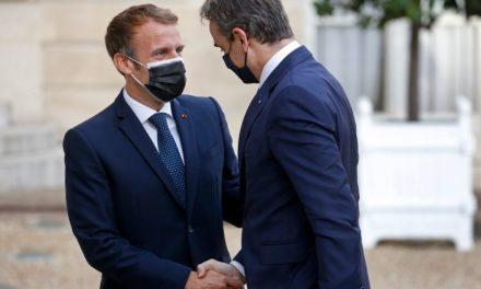 Μητσοτάκης – Μακρόν: συμφωνία για αμεση στρατιωτική συνδρομή και 3+1 υπερσύγχρονες Belharra