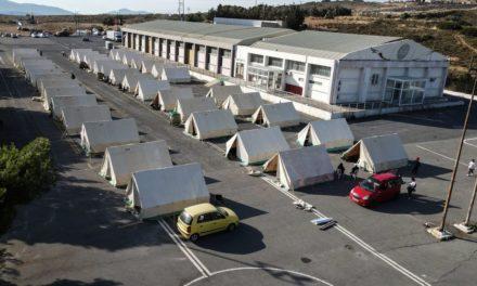 Μέτρα στήριξης των σεισμοπλήκτων ανακοινώνει από την Κρήτη ο Κ. Μητσοτάκης