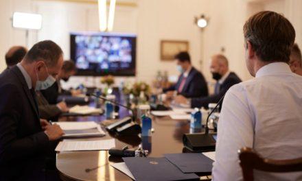 Μητσοτάκης στο Υπουργικό: Οι εκλογές θα γίνουν στο τέλος της τετραετίας