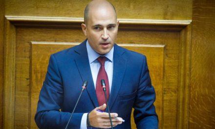 Εκτός κοινοβουλευτικής ομάδας της Ν.Δ. ο Κ. Μπογδάνος με απόφαση του πρωθυπουργού