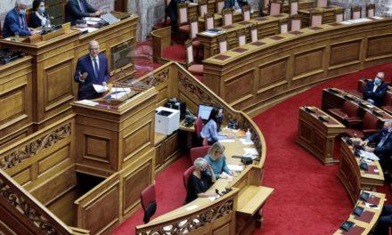 Βουλή: Κυρώθηκε με 191 ψήφους η ελληνογαλλική συμφωνία