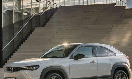 Δύο νέα Mazda SUV έως το 2023