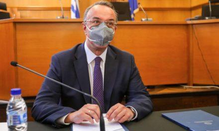 Σταϊκούρας: Ως το β' τρίμηνο του 2022 η ενεργειακή κρίση – Μπορούμε να στηρίξουμε νοικοκυριά και επιχειρήσεις