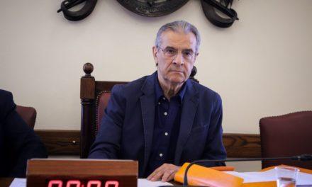 Πέθανε ο Τάσος Κουράκης, πρώην υπουργός και βουλευτής ΣΥΡΙΖΑ