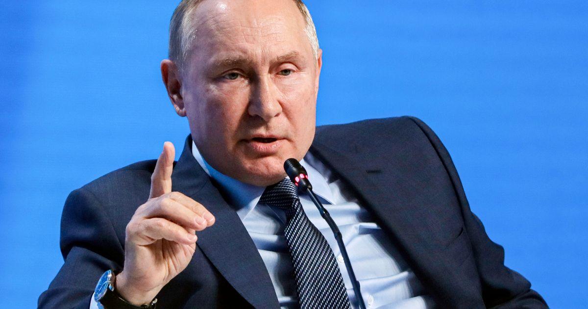 Πούτιν: Έτοιμοι να αυξήσουμε τις προμήθειες αερίου, μα είναι επικίνδυνο μέσω Ουκρανίας